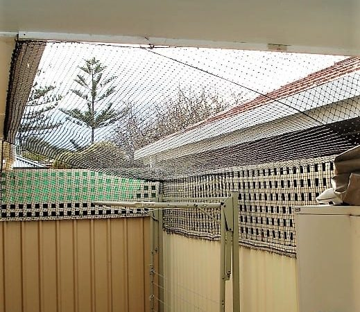 Patio Netting For Cats: Quin Sports And Nets