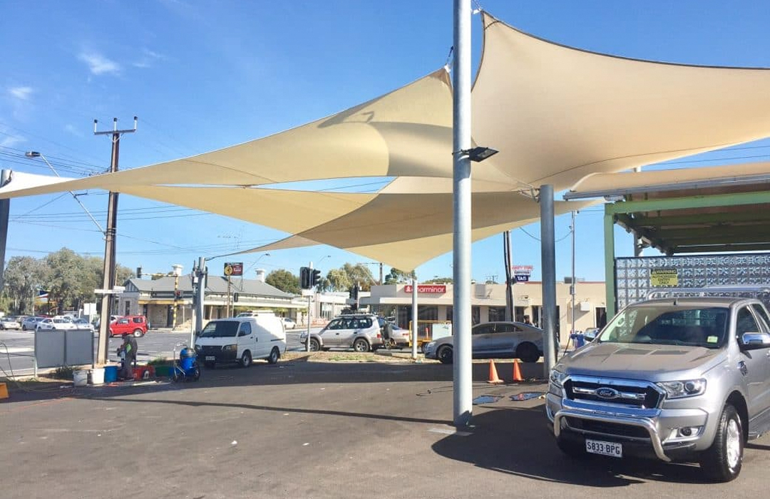 shade sails adelaide