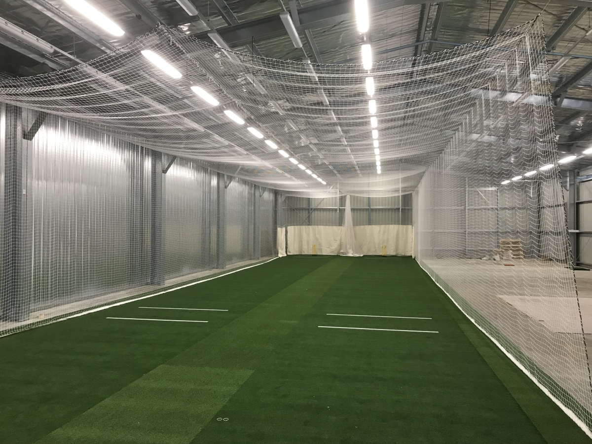 Custom cricket netting Quin Sports & Nets