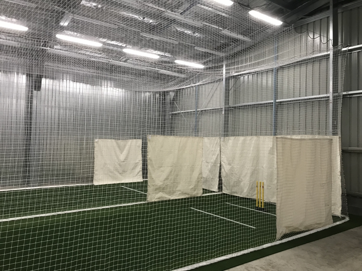 Cricket and sporting nets Quin Sports & Nets