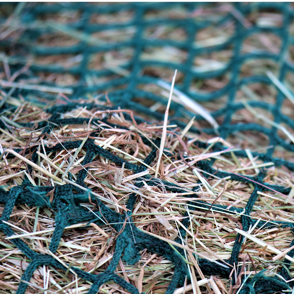 hay feeding nets by Quin Sports and Nets