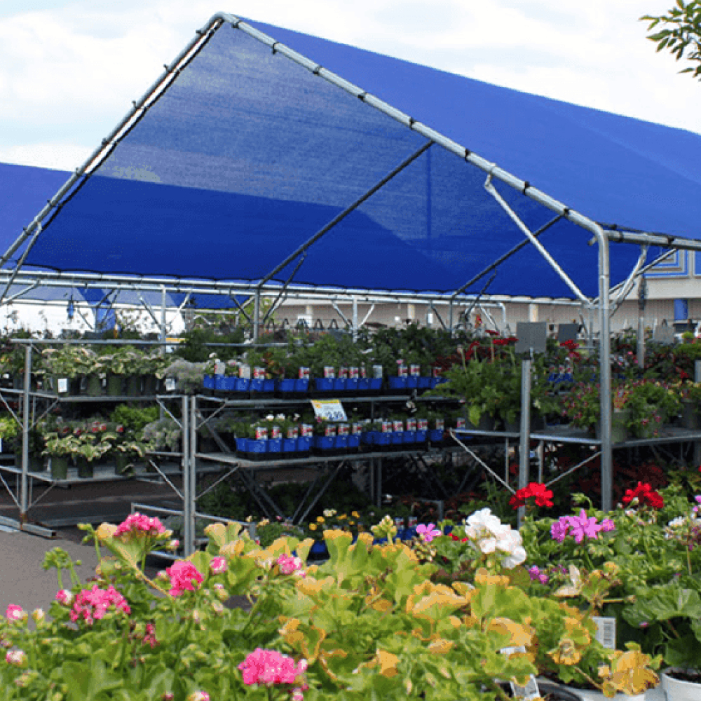horticulture shade nets by Quin Sports and Nets