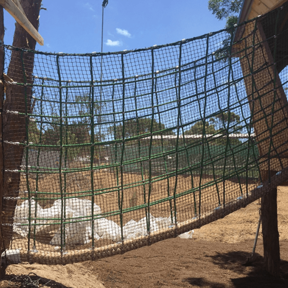 playground netting by Quin Sports and Nets