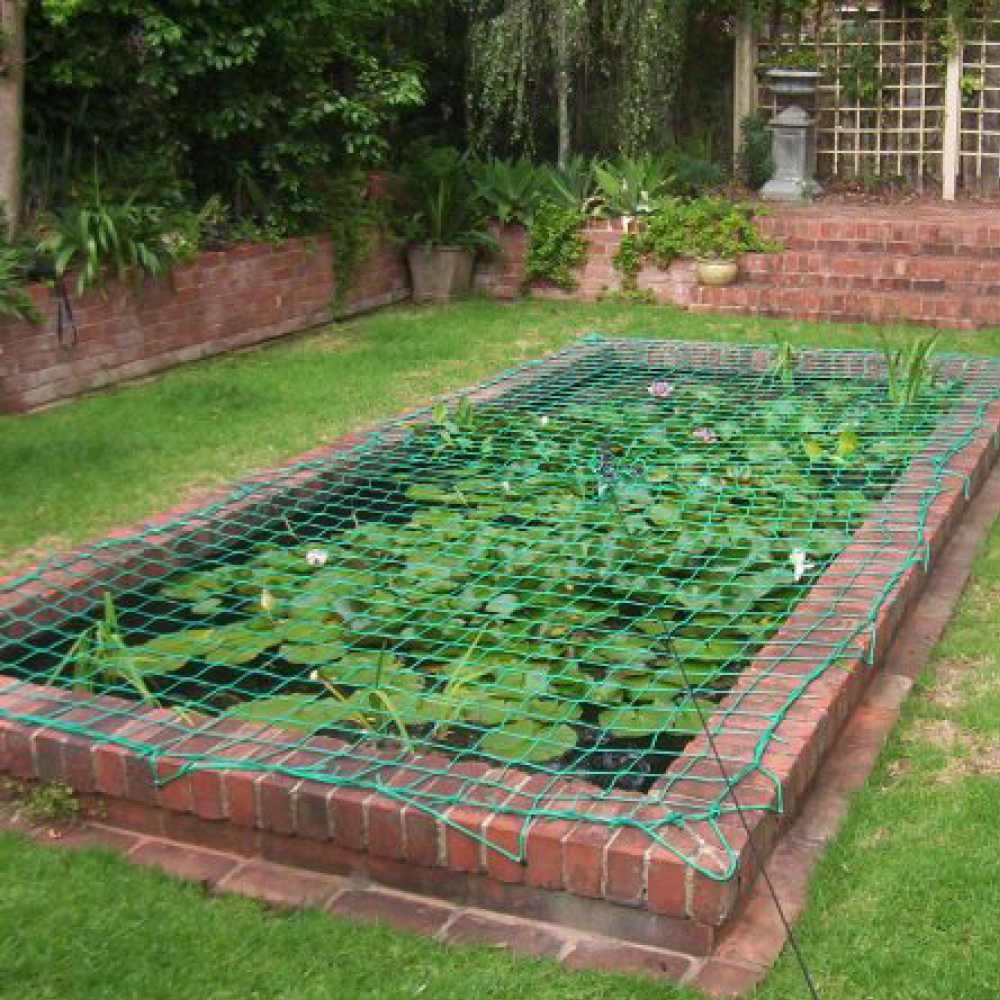Pool & pond netting by Quin Sports and Nets