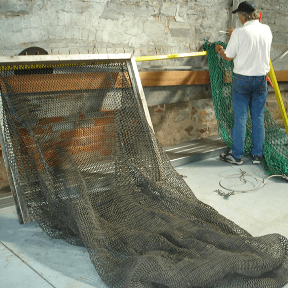 Stormwater drain nets by Quin Sports and Nets