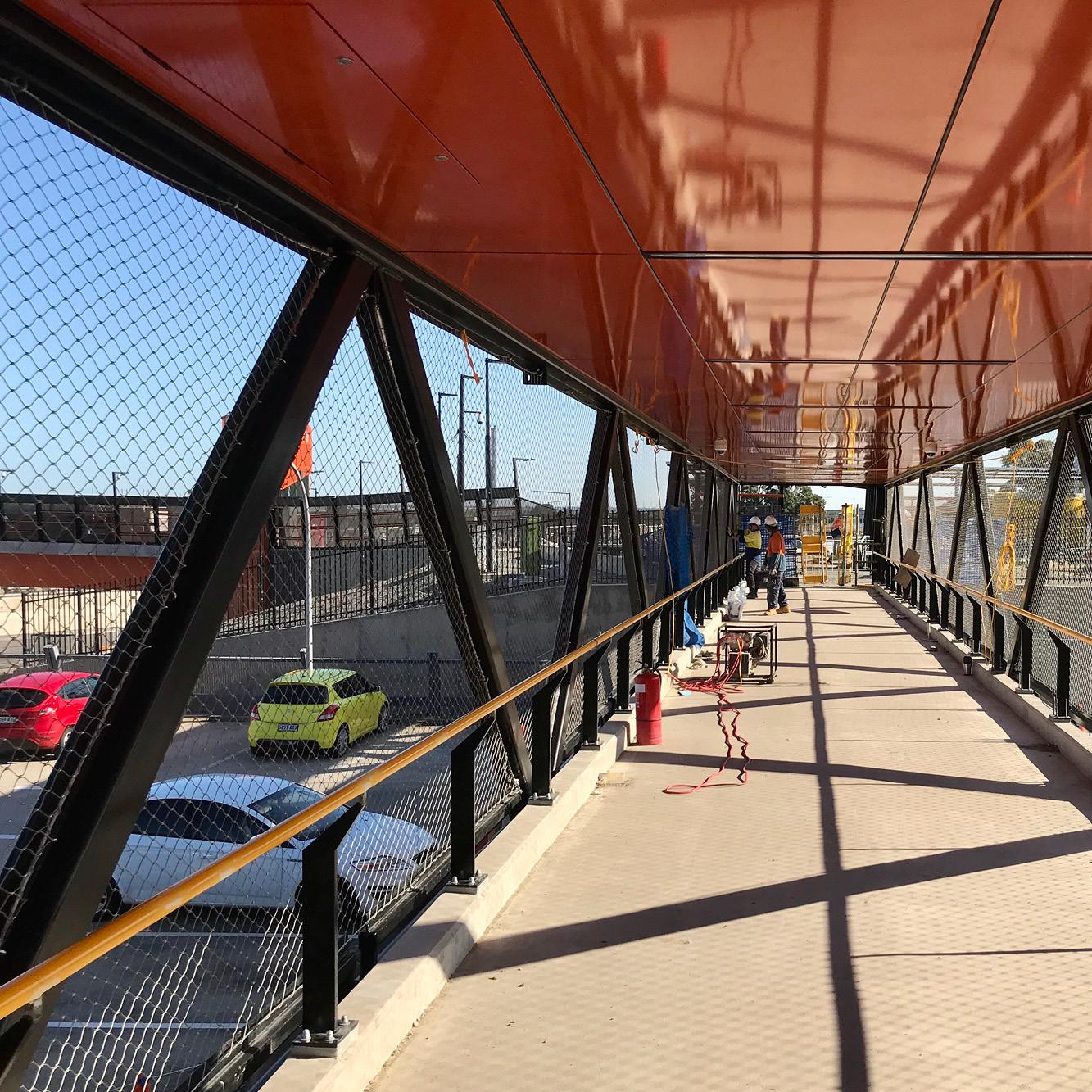 Architectural Wire & Tensile Rigging